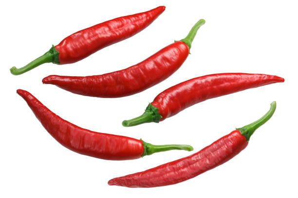 guajillo chili pepers, paden, top - spaanse peper stockfoto's en -beelden