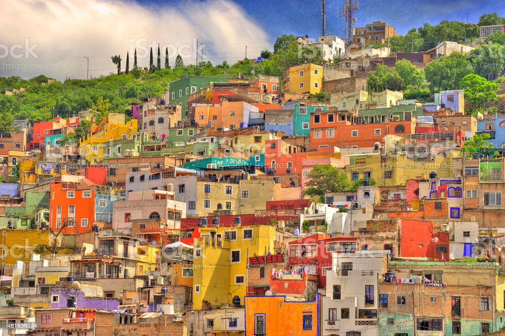 Guanajuato, Mexico stock photo