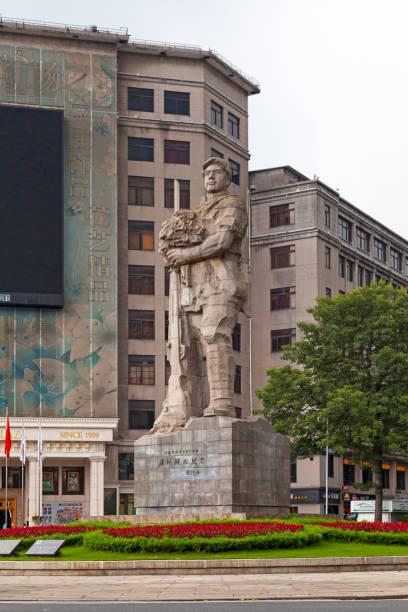 Guangzhou Liberation Statue stock photo