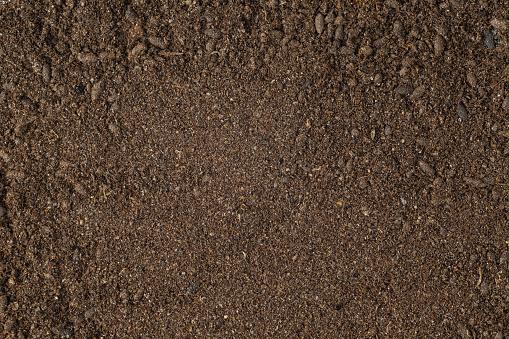 Guano fertilizer isolated on white background