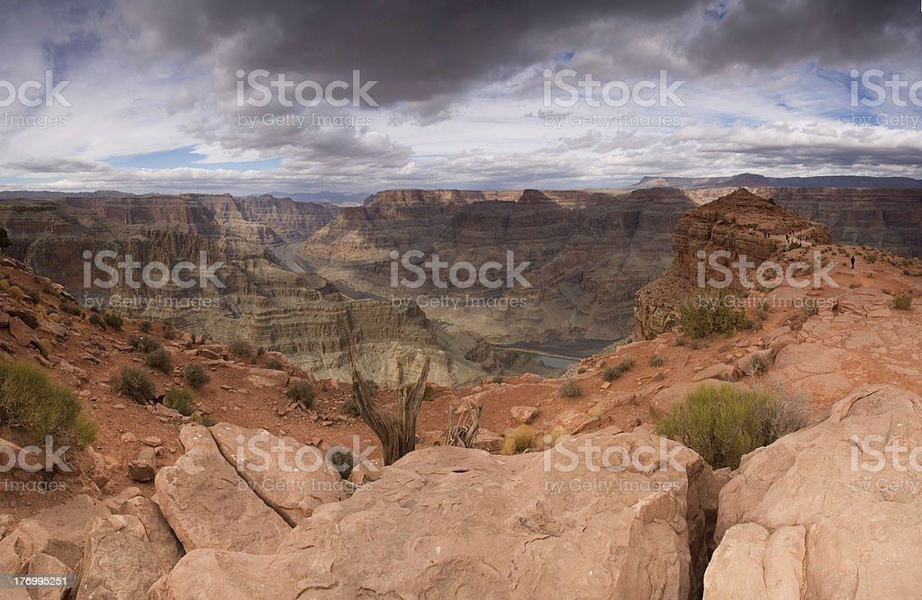 Guano Point stock photo