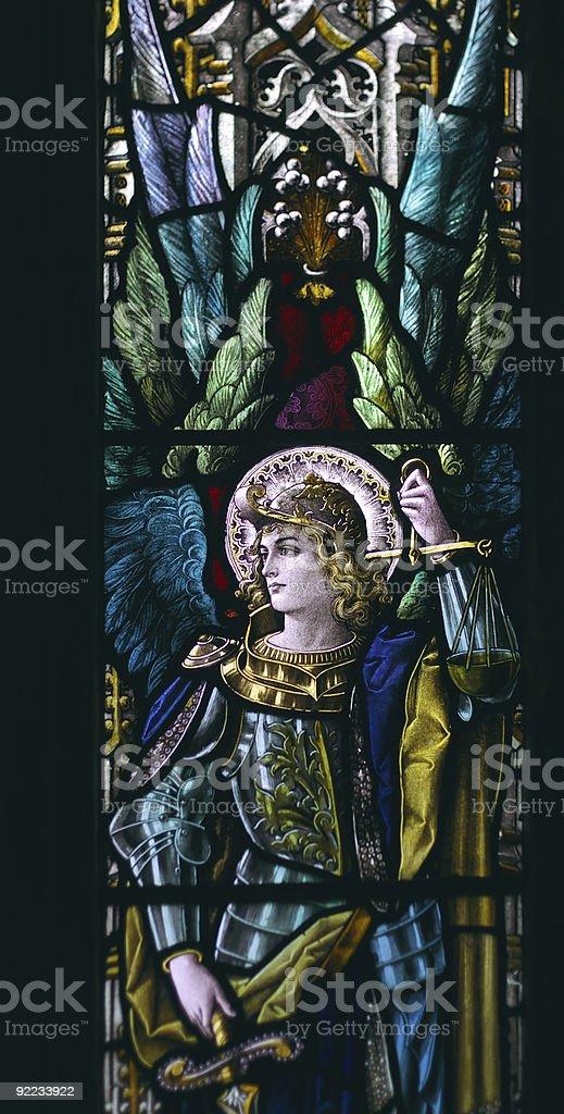 Guardian Angel royalty-free stock photo