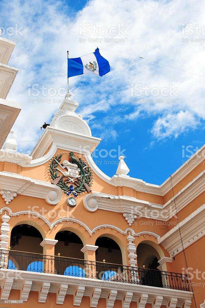 Oficina Central de la ciudad de Guatemala - foto de stock