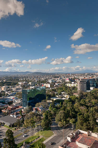 guatemala city - guatemala stadt stock-fotos und bilder