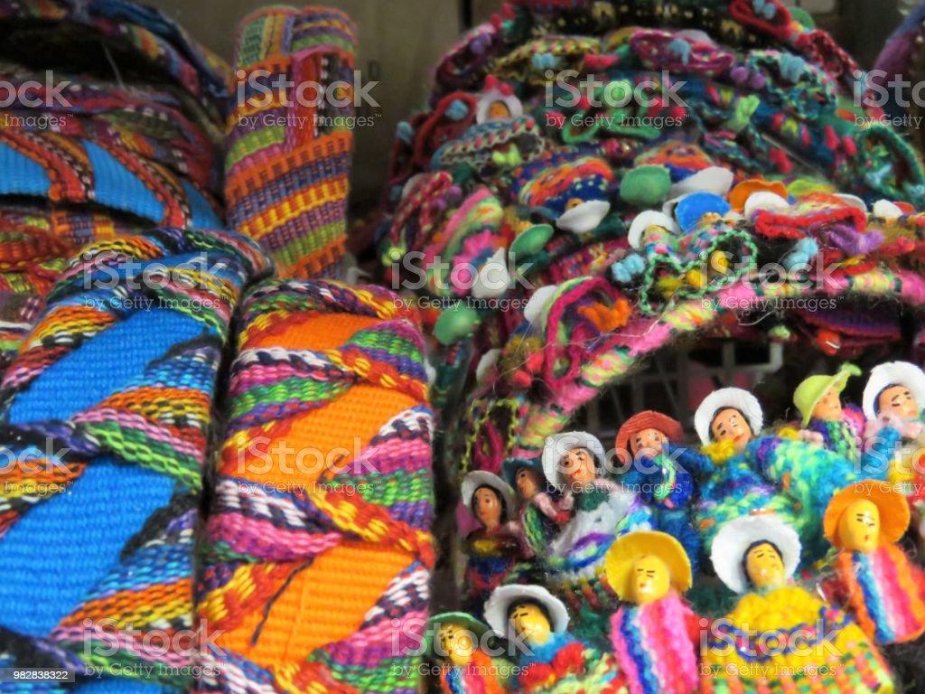 Fotografía de Venta Por Menor Productosdel Arte Guatemaltecas Vendas ...