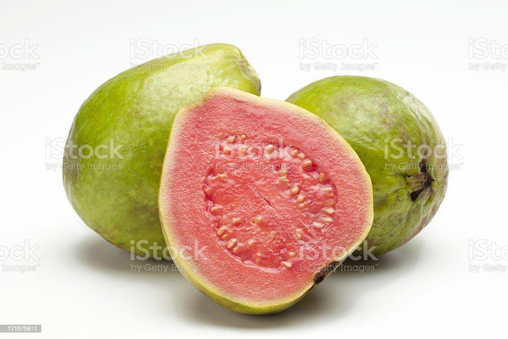 Guave - Lizenzfrei Farbbild Stock-Foto