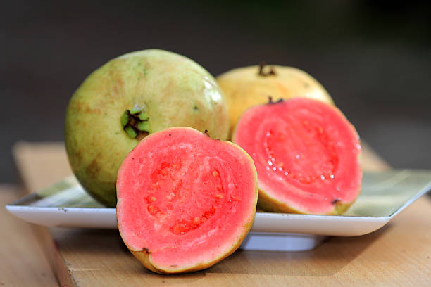 guava Guava Fruit guava stock pictures, royalty-free photos & images