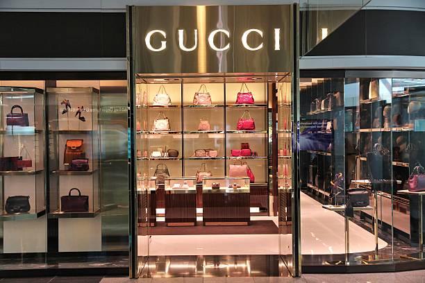 7fee5381370 Gucci stock photo · Gucci shop ...