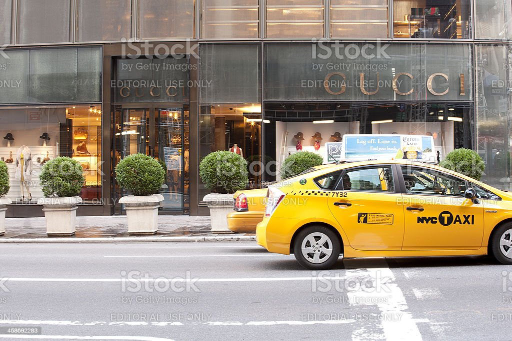 gucci 5th ave. gucci store 5th avenue royalty-free stock photo ave n