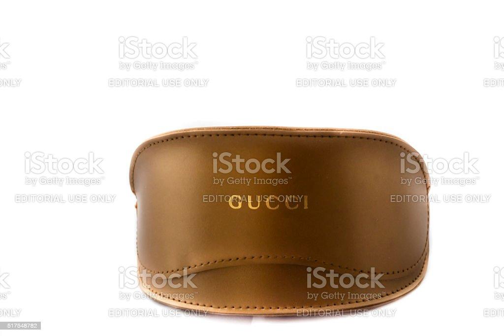 Gucci Sunglasses stock photo