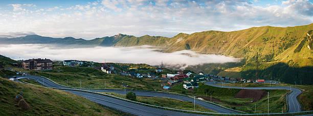Gudauri, Georgien – Foto