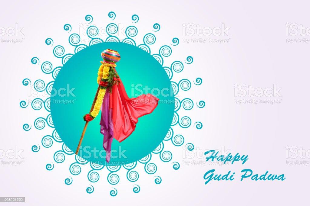 Gudi padwa marathi new year stock photo more pictures of gudi padwa marathi new year royalty free stock photo m4hsunfo