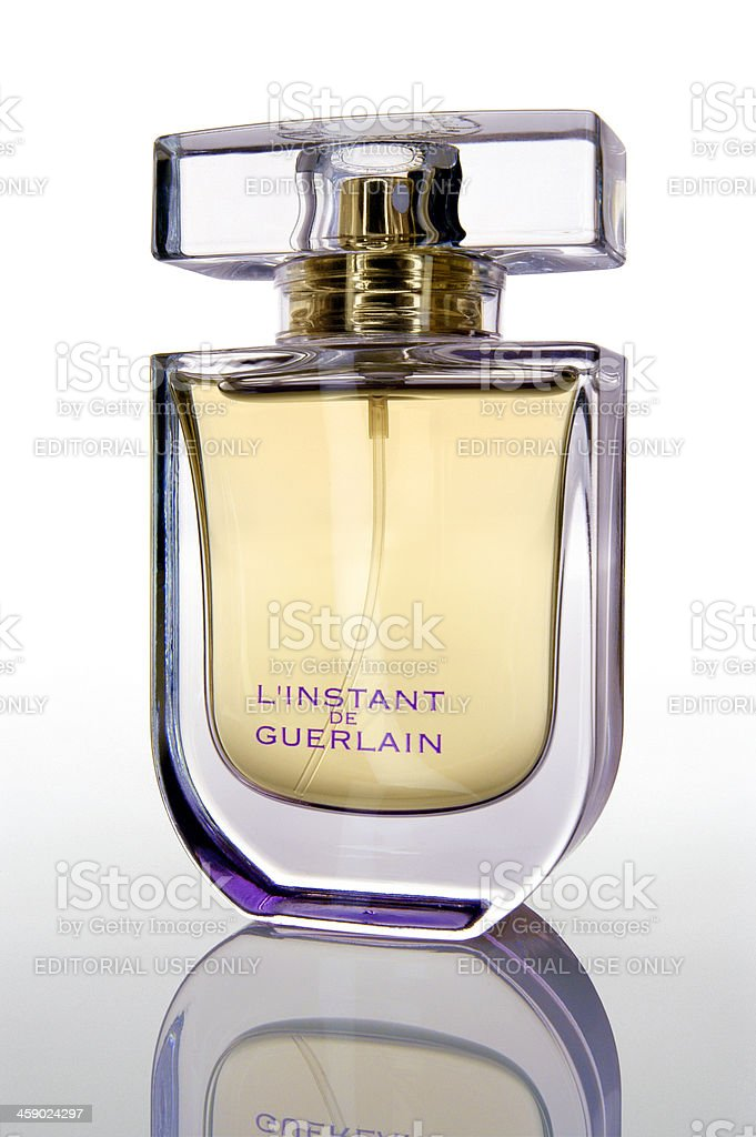 L'instant de Guerlain royalty-free stock photo