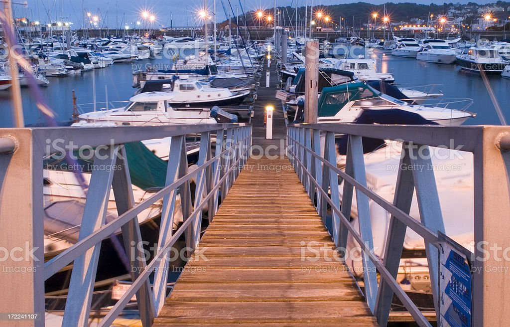Guernsey - Channel Island Paradise stock photo