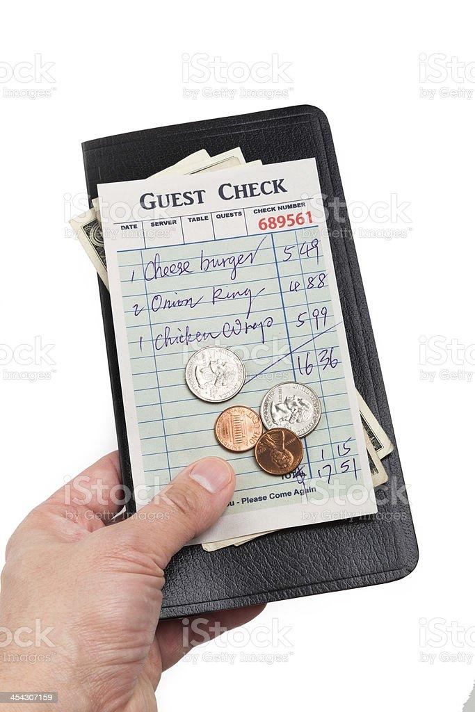 L'hôte et dollars - Photo