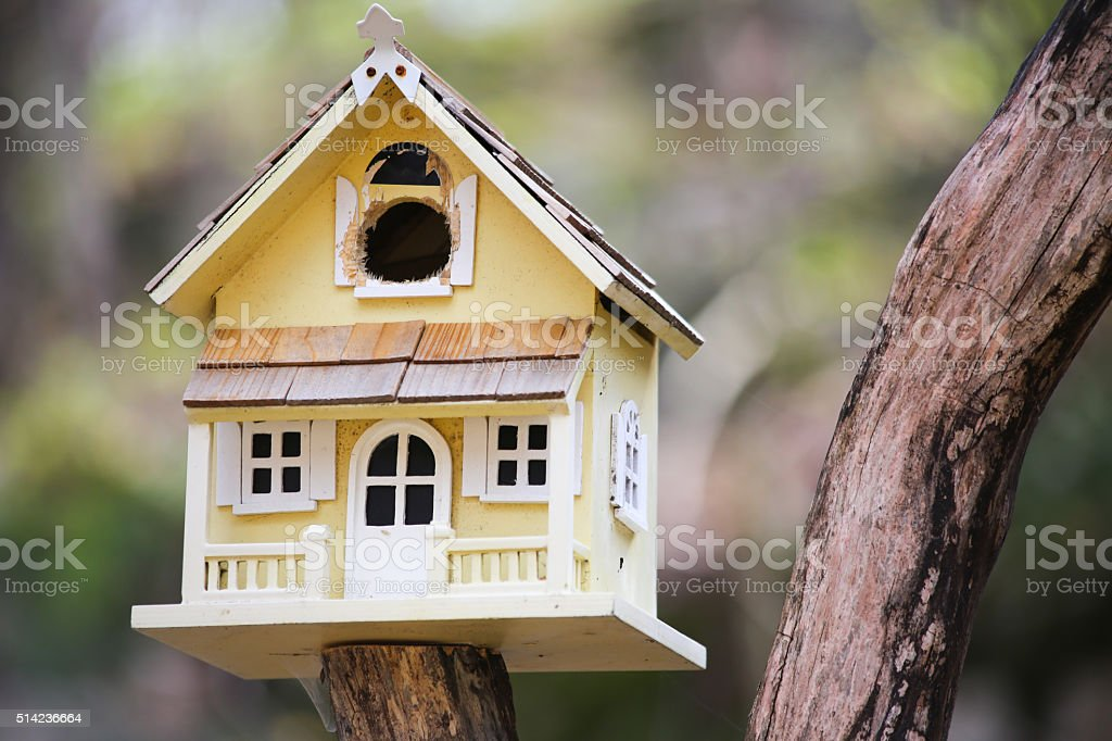 Guest House stock photo