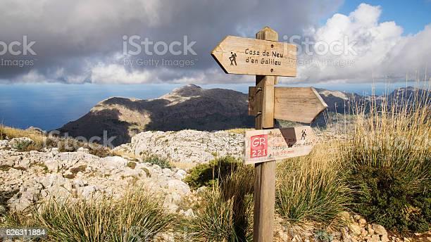 Guide post on majorca in sierra de tramuntana mountain range picture id626311884?b=1&k=6&m=626311884&s=612x612&h=wz3a 3e783injvefdx5o4fs4d9dcqw0mjslrj xwg2c=