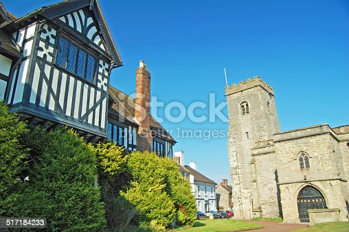 istock guildhall and church 517184233
