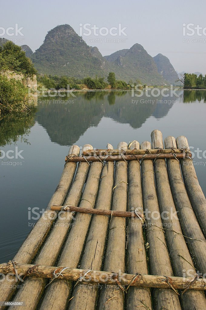 Guilin countryside, China stock photo