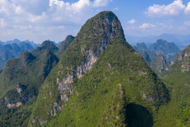 Guilin-Landschaft – Foto