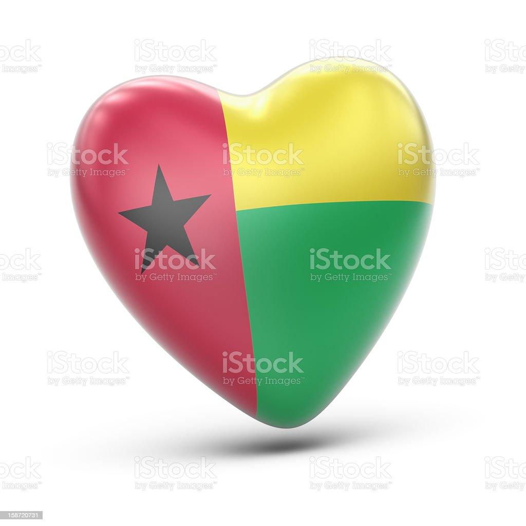 Guinea-Bissau royalty-free stock photo