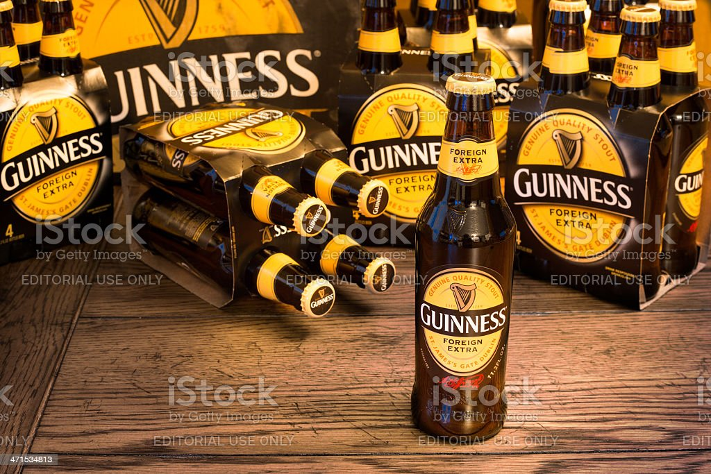 Guinness Beer stock photo