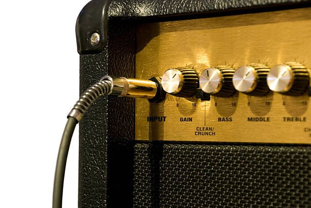 Guitar amplifier圖像檔