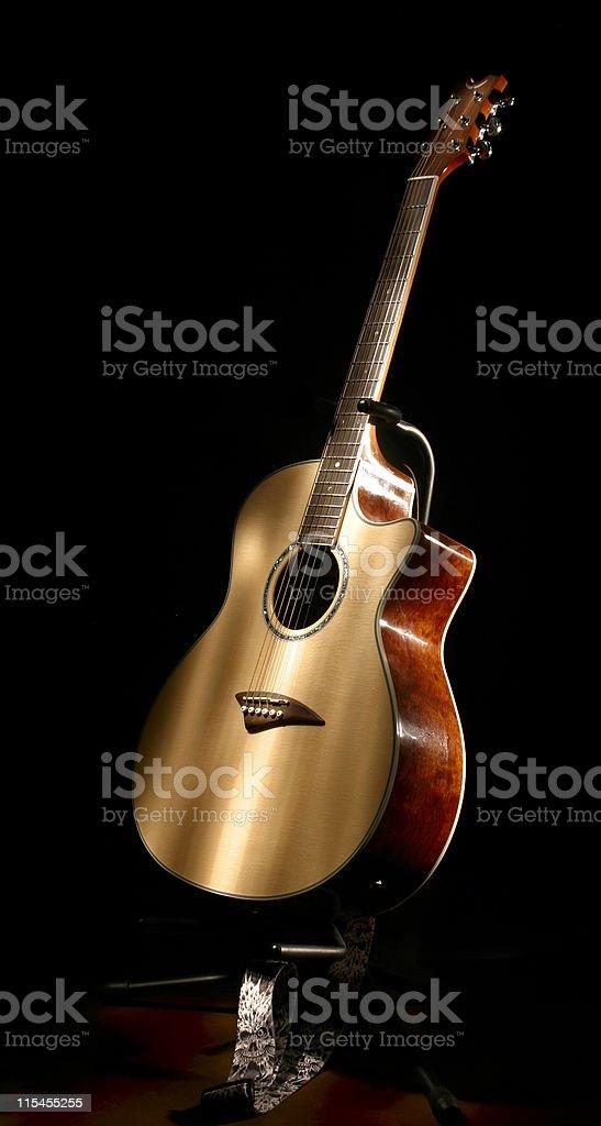 Guitar, Archetype royalty-free stock photo