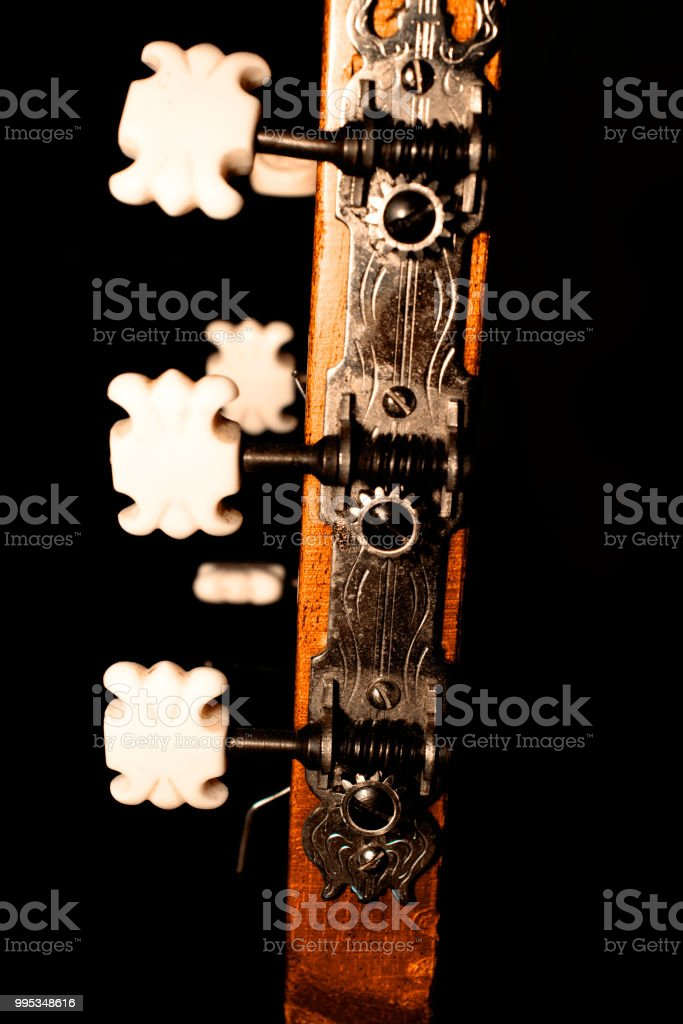 guitar chops stock photo