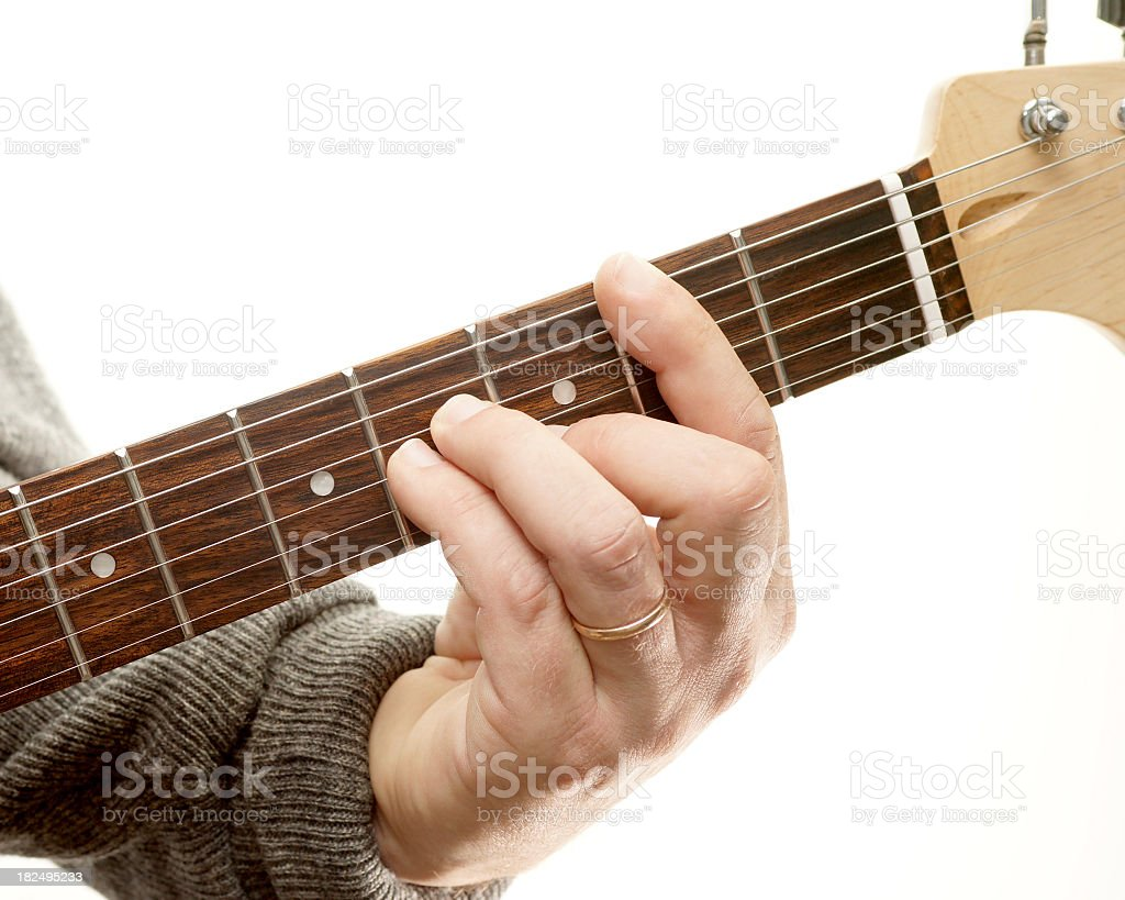 Guitar Chords Series B Minor Stock Photo More Pictures Of Advice