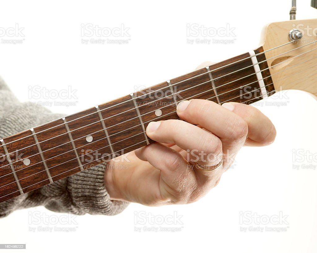 Guitar Chords Series D Minor Stock Photo More Pictures Of Advice