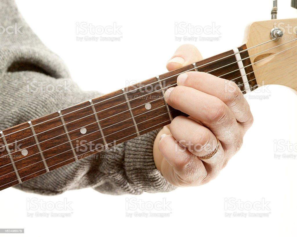 Guitar Chords Series E Minor Stock Photo Istock