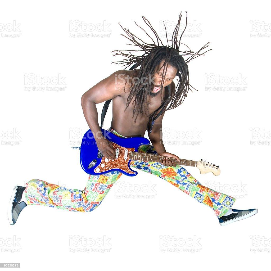 Guitar Jump foto