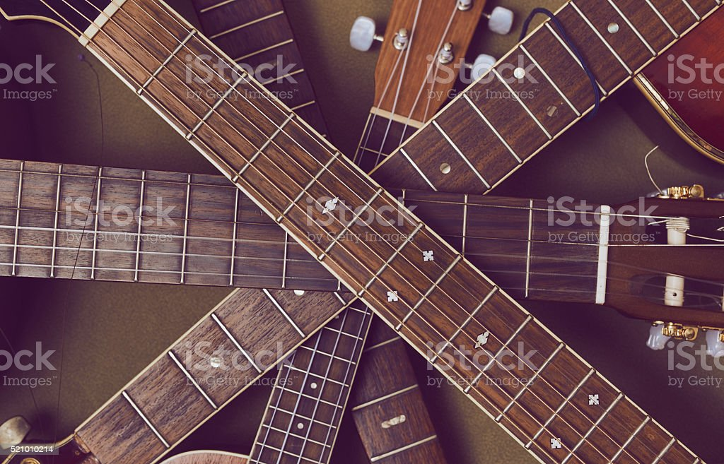 Gitarre Keyborads – Foto