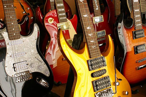 Gitarren – Foto