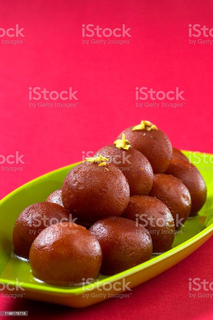 Gulab Jamun Indian Dessert Or Sweet Dish Stock Photo Download Image Now Istock