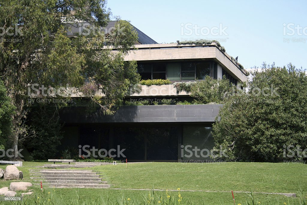 gulbenkian museum stock photo