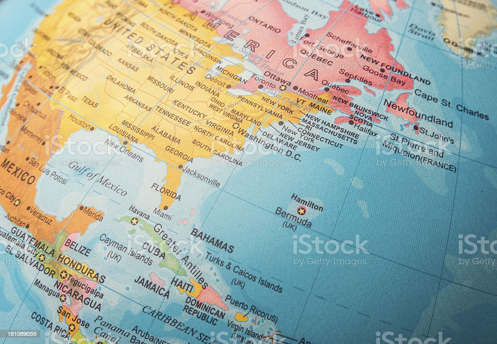 Image of: Gulf Of Mexico And Us East Coast Stock Photo Download Image Now Istock