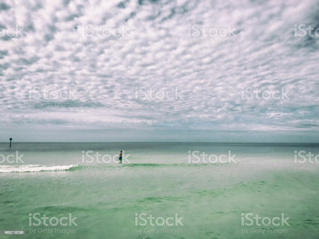 Gulf of Mexico playtime zbiór zdjęć royalty-free