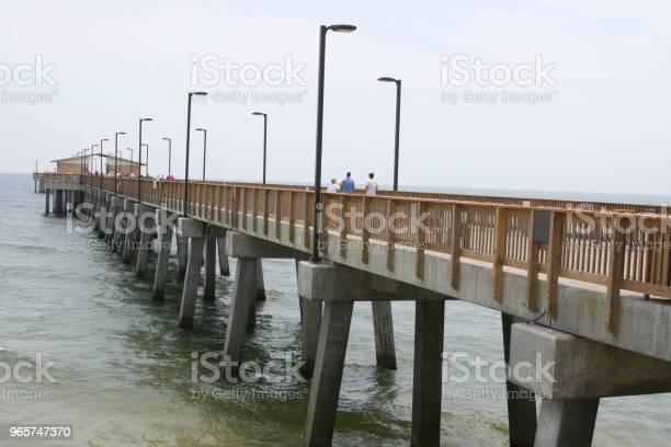 Gulf State Park Pier - Fotografias de stock e mais imagens de Alabama