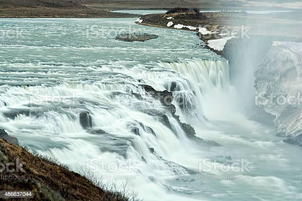 Photo of Gulfoss Waterfall