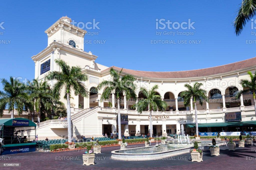 Gulfstream Casino in Hallandale Beach, Florida stock photo