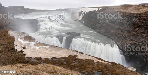 Photo of Gullfoss Icelend