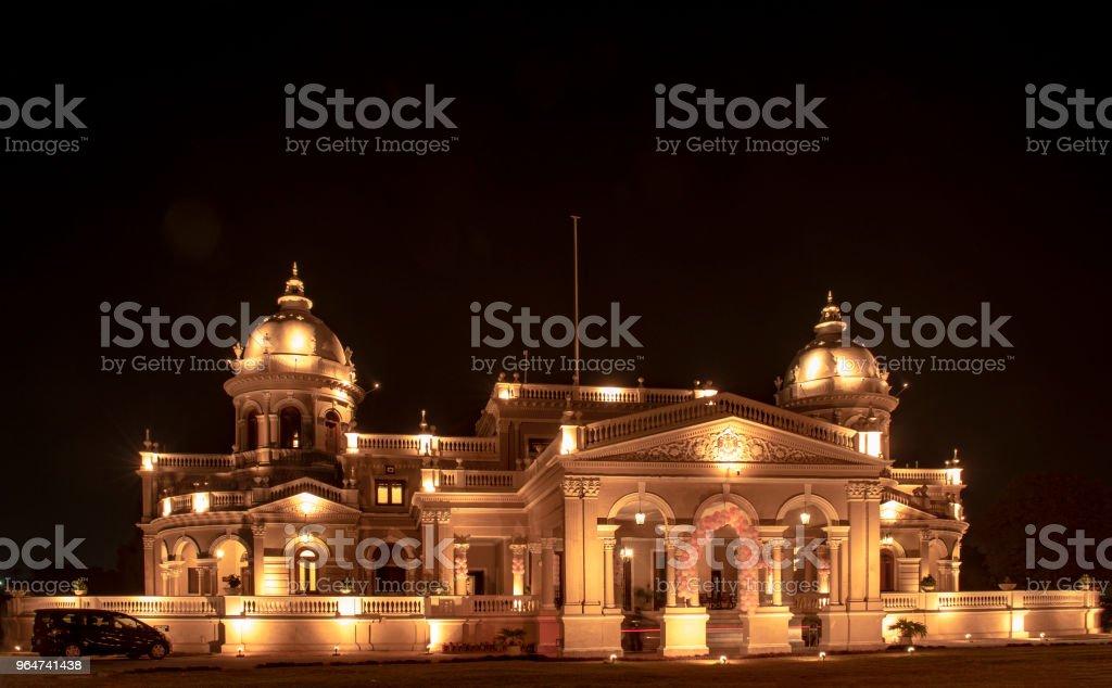 Gulzar Mahal , Pakistan royalty-free stock photo