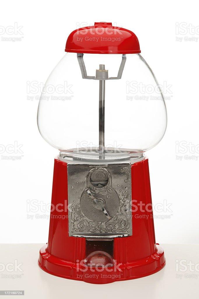 Gum Ball Machine stock photo