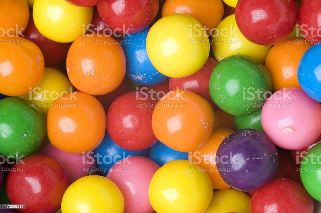 Gum Balls royalty-free stock photo