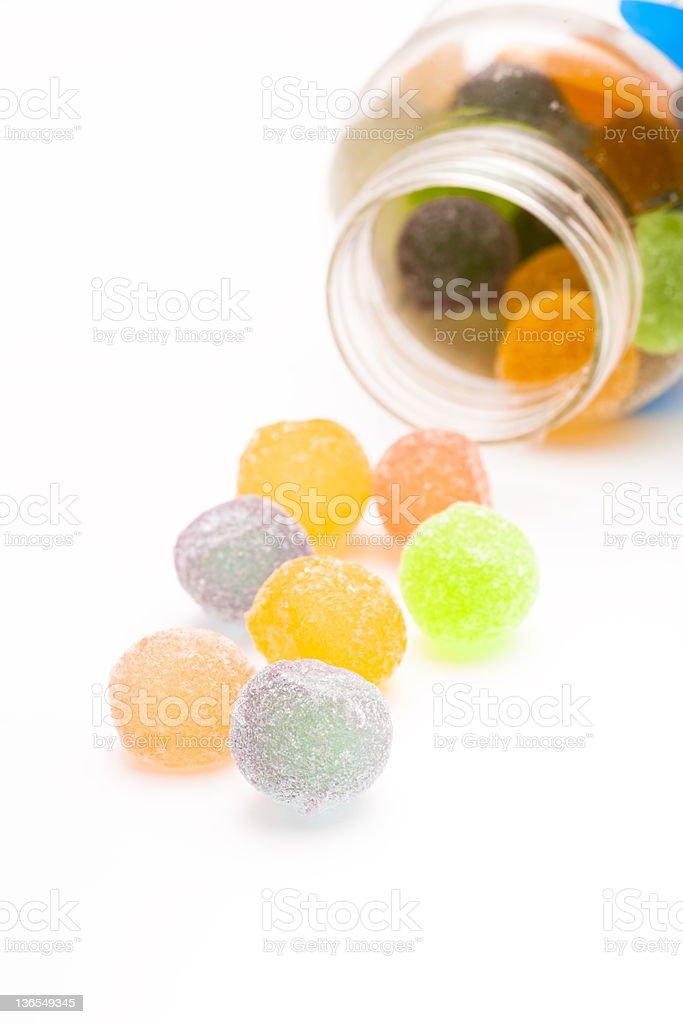 Gum Drops royalty-free stock photo