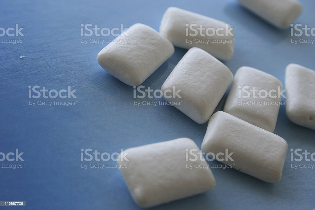 gum royalty-free stock photo