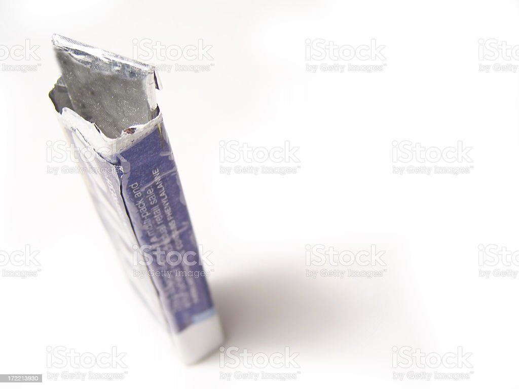 Gum (2) royalty-free stock photo