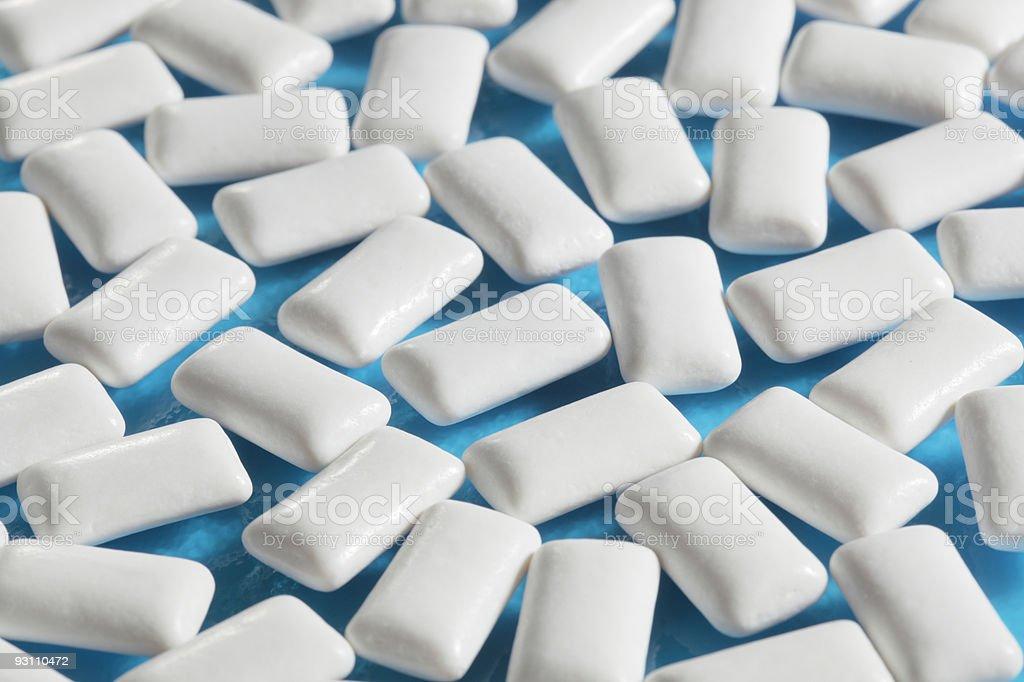Gum - Royalty-free Beyaz Stok görsel